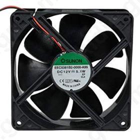 BLOWER 120X120X38mm 12VDC EEC0381B2-000U-A99