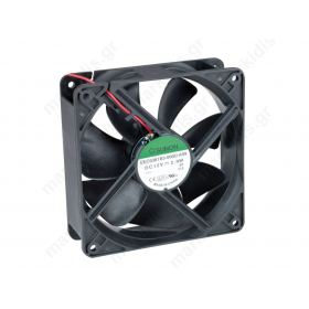 ΑΝΕΜΙΣΤΗΡΑΣ 24VDC 120x120x25mm EEC0252B1-000U-A99