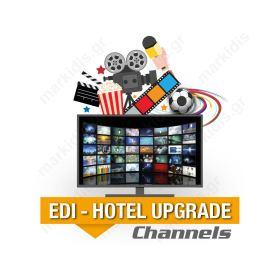 EDI-HOTEL UPGRADE CHANNELS