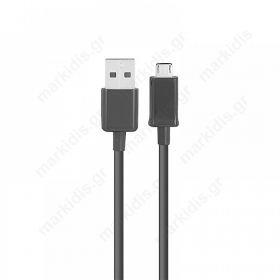 ΚΑΛΩΔΙΟ USB ΣΕ USB MICRO 1M