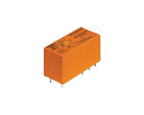 Relay SPST-NO 6VDC 16A/250VAC 90Ω IP40