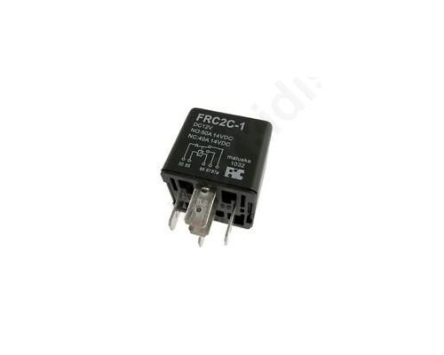 Relay electromagnetic SPDT 24VDC 40A 1.6W
