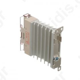 Relay solid state Ucntrl: 12x24VDC 25A 100x240VAC -30x80°C