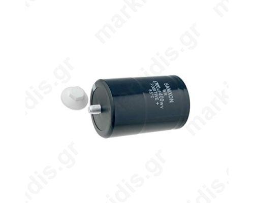 Capacitor 4700mF 450V