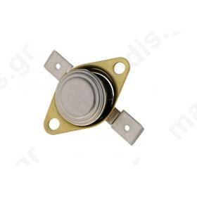 Sensor thermostat SPST-NC 130°C 16A 250VAC ±5°C