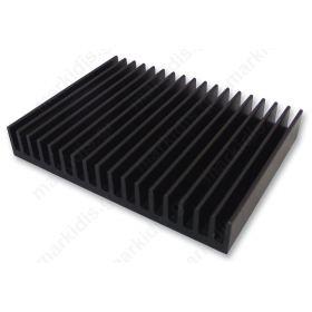 Ψύκτρα Μαύρη  L: 50mm W: 100mm H: 15mm