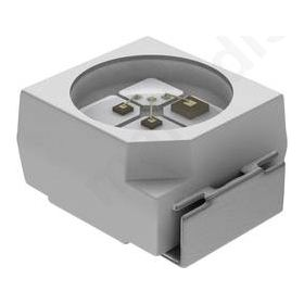 LED SMD 3528 PLCC2 orange 7.1-28mcd 3.5x2.8x1.75mm 60° 2mA