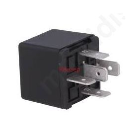 Relay electromagnetic SPST-NO 12VDC 40A automotive 90 Ω