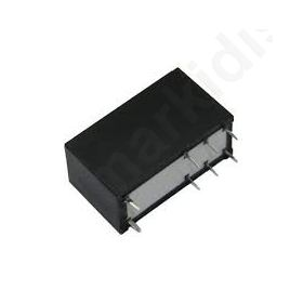 Relay electromagnetic DPDT Ucoil 24VDC 5A/250VAC 5A/30VDC