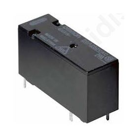 Relay electromagnetic SPST-NO 12VDC 8A/250VAC 5A/30VDC