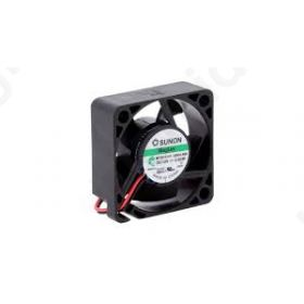 Fan DC axial 12VDC 30x30x10mm 9.3m3/h 23dBA