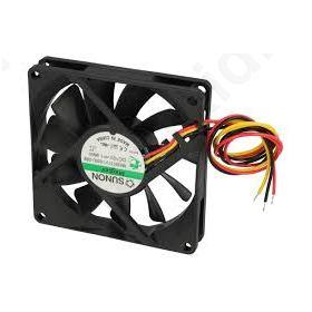 BLOWER 12VDC 80x80x15 ME80151V1 (3 ΚΑΛΩΔΙΑ)