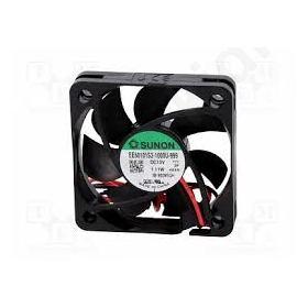 BLOWER DC axial 12VDC 50x50x10mm 18.59m3/h 25.6dBA 4700rpm