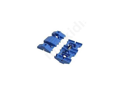 Ταχυσύνδεσμος ELECTRO-TAP IDC 1-2,5mm2 για αγωγό Μπλέ 4mm
