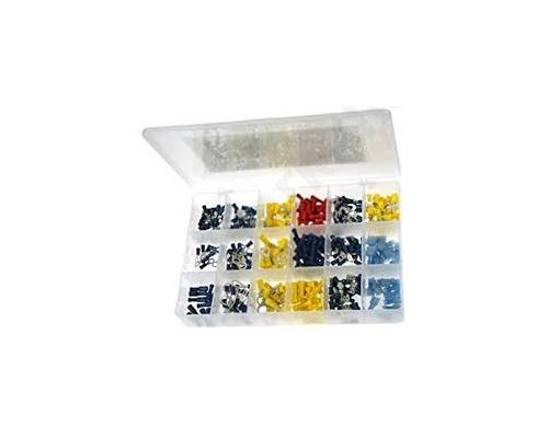 Kit connectors insulated 360pcs
