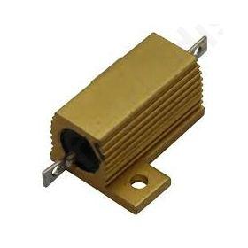 Resistor: wire-wound with heatsink screw 150Ω 50W