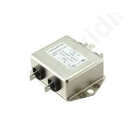 EMC FILTER 6A SCHURTER 250VAC 6A 0.005mA