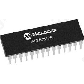 EPROM memory 64kx8bit 5V 45ns DIP28 parallel