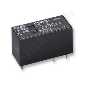 Relay electromagnetic DPDT Ucoil 24VDC 8A/250VAC 8A/24VDC