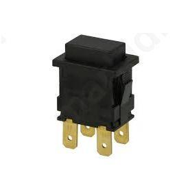 ΔΙΑΚΟΠΤΗΣ push-button Positions2 DPST-NO 12A/250VAC black