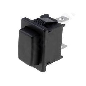 Switch push-button Pos: 2 SPST-NO 6A/250VAC OFF-(ON)