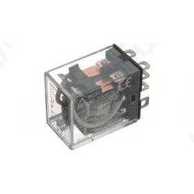 ΡΕΛΕ 24VAC 2 ΕΠΑΦΩΝ 10A/110VAC 10A/24VDC
