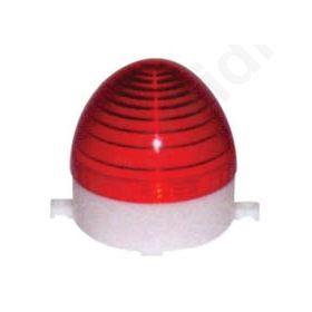 ΦΑΡΟΣ STROBE 80X86MM 3072 230VAC (ΚΟΚΚΙΝΟΣ)