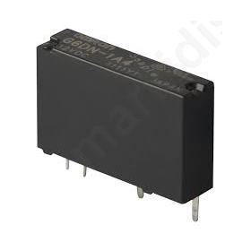 Relay electromagnetic SPST-NO  24VDC 5A/250VAC 5A/30VDC