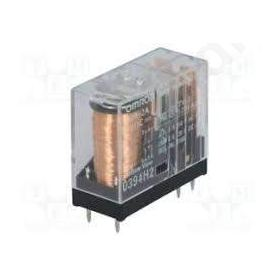 Relay electromagnetic DPST-NO Ucoil 9VDC 10A max.250VAC
