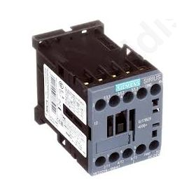 CONTACTOR 3-pole Auxiliary contacts NO 24VDC 9A 3RT2016-1BB41