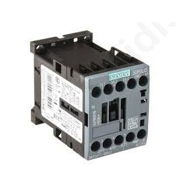 CONTACTOR 3-pole Auxiliary contacts NO 24VDC 12A 3RT2017-1BB41