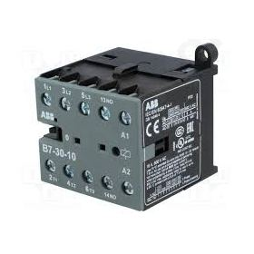 CONTACTOR 3-pole NOx3 Auxiliary contacts NO 220 240VAC 7A GJL1311001R8100