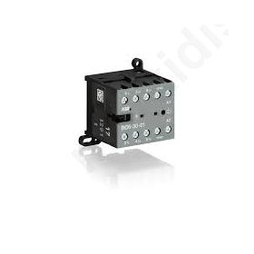CONTACTOR 3-pole NOx3 Auxiliary contacts NC 24VDC 6A BC6 GJL1213001R0011
