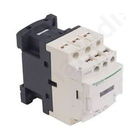 CONTACTOR 5-pole NCx2 + NO x3 24VAC 10A DIN,on panel CAD32B7