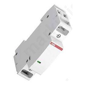 CONTACTOR 2-pole installation 24VAC 24VDC 16A DIN ESB 1SBE111111R0120