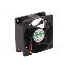 BLOWER DC axial 24VDC 60x60x25mm 39.72m3/h 27dBA slide bearing MF60252VX-A99-A