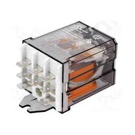 Ρελε Ηλεκτρομαγνητικός 3PDT πηνίου 230VAC 16A/250VAC