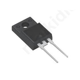 DIODE THT 600V 15A 180A TO220FP 75ns