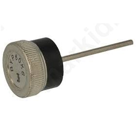 Diode rectifying 600V 60A 190A12,75x4,2mm anode on wire