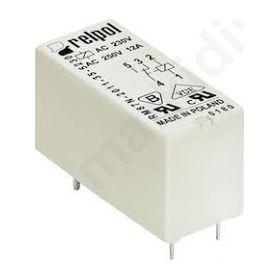 Ρελέ Ηλεκτρομαγνητικός SPST-NO U πηνίου  9VDC 16A/250VAC IP67