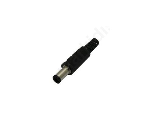 Plug DC supply female 5,5/3,3/1mm
