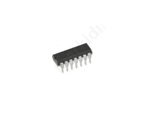 Peripheral circuit astable,monostable,RC timer 500kHz DIP14