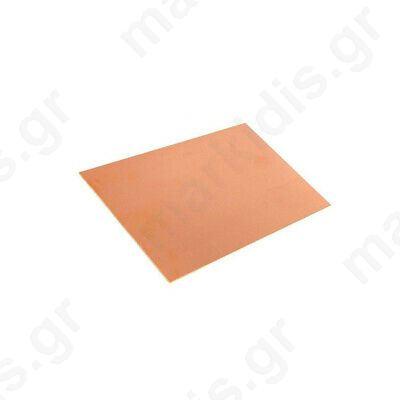 Πλακετα Εποξη Μονης Οψης 1.5mm; L: 100mm; W: 75mm