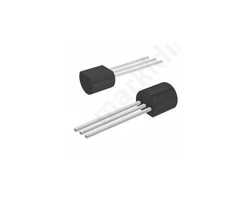 Transistor: PNP bipolar 50V 0.8A 625mW TO92Transistor: PNP bipolar 50V 0.8A 625mW TO92