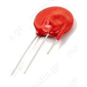 Varistor: metal-oxide THT 275VAC 350VDC 430V 6kA