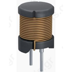 Inductor: wire THT 4.7uH  4A  18m Ω ±20% 9.5x10.5mm; Pitch: 5mm