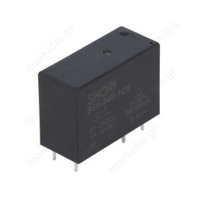 Relay electromagnetic SPDT 24VDC 10A/250VAC 10A/30VDC