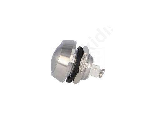 Διακόπτης αντιβανδαλικός θέσ 2 SPST-NO 2A/36VDC IP65 O12mm
