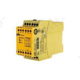 Ρελέ ασφαλείας PNOZ X3 τροφ 24VDC 230VAC IN 2 OUT 5