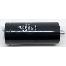 Πυκνωτής ηλεκτρολυτικός 1500MF 450V 51x115mm
